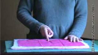 How To Sew A Quilted Placemat
