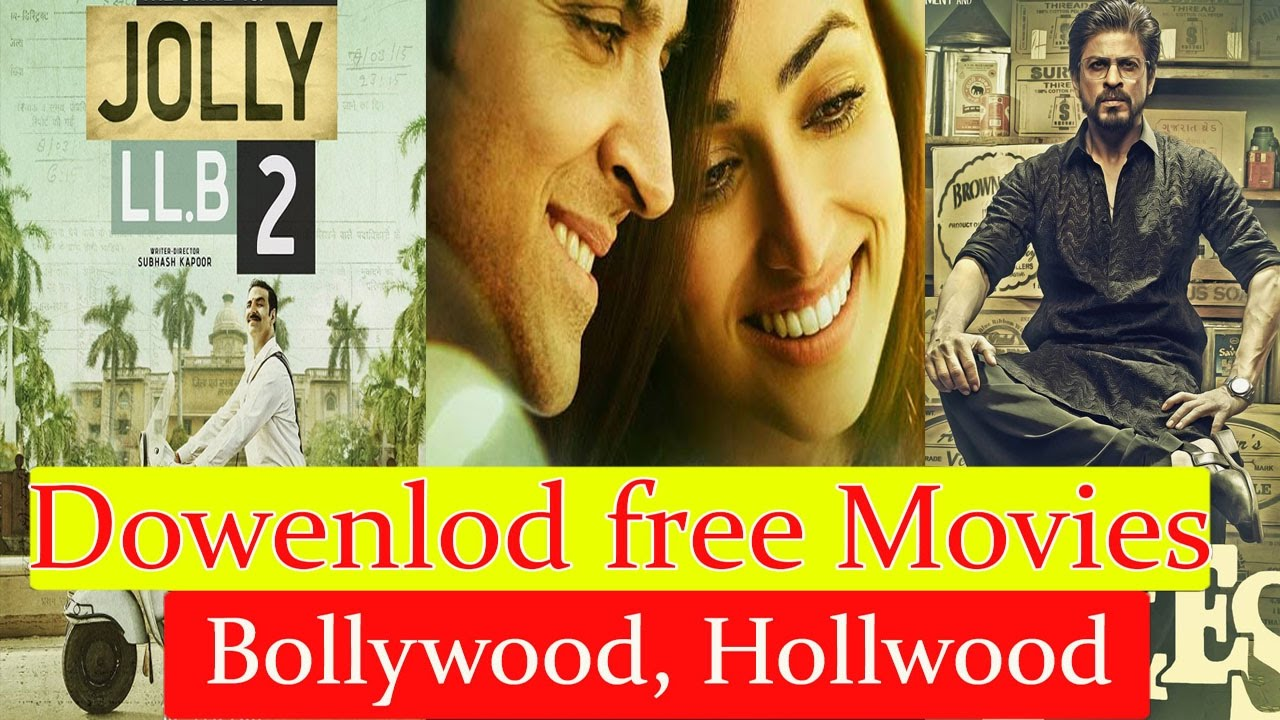 How to download and watch latest hollywood, bollywood movies.