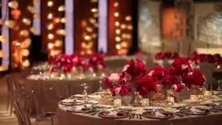 Свадебное вдохновение декором