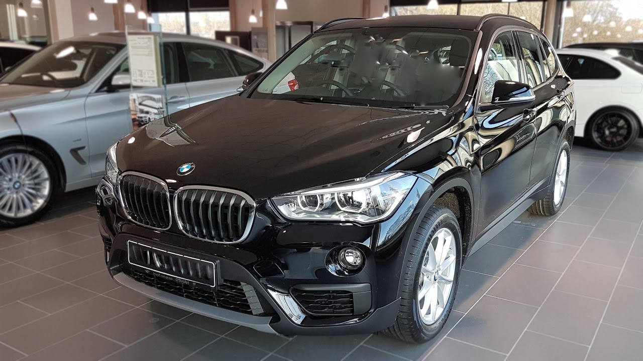 2017 Bmw X1 Sdrive 18i Modell Advantage Bmw View Youtube
