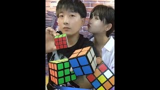 How to use the magic to pick up girls-chinese funny magican group.