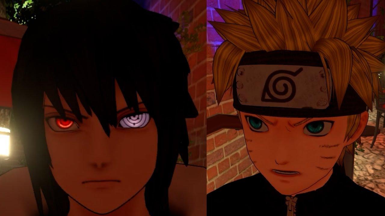 Why Sasuke really left the village and Naruto