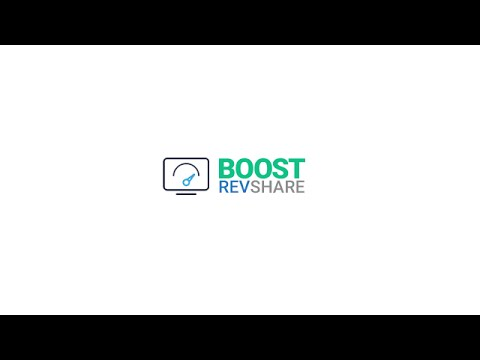 Boost Rev Share [Pre-Launch]