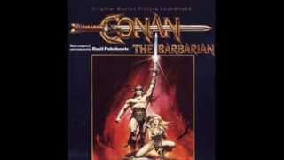 "BEST EPIC FANTASY MUSIC EVER - Complete BSO, ""Conan The Barbarian"""