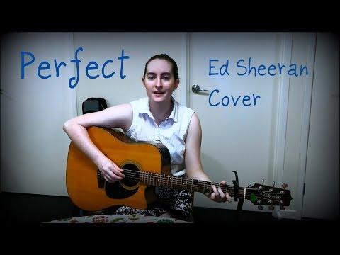 Perfect - Ed Sheeran (Cover by Sarah Alice)