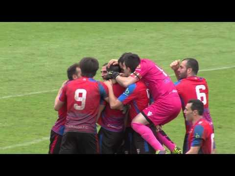 Tercera División Grupo 4, temp.2015-16. Resumen Balmaseda 2-Lagun Onak 0