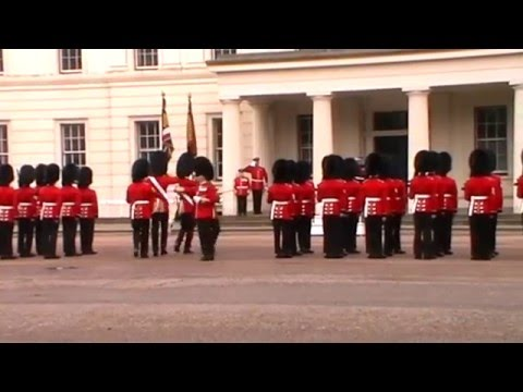 Major Generals Inspection of Public Duties Incremental Companies and Bands - March 2016