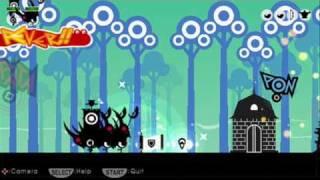 Patapon Gameplay Part 1(HD)