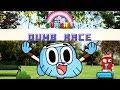 The Amazing World of Gumball - DUMB RACE [Cartoon Network Games]