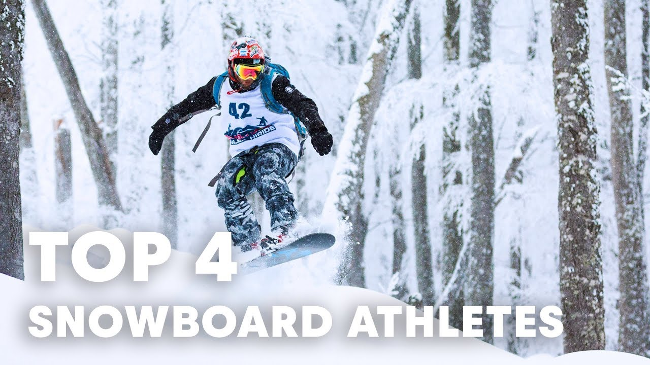 24698d3457677 The BEST snowboarders of the Freeride World Tour 2018 - YouTube