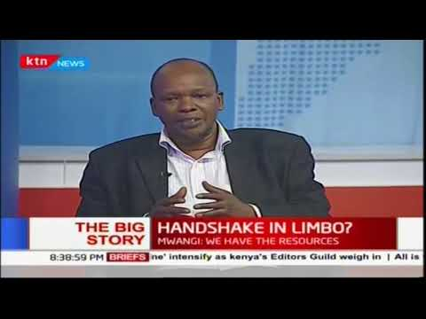 Is the infamous handshake in limbo? | The Big Story (Part 2)