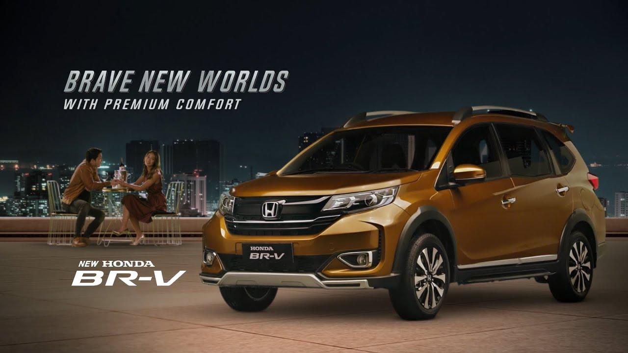 Official Video New Honda Br V 2019 Brave New World Youtube