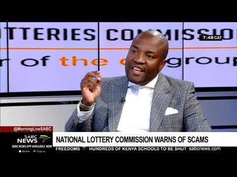 National Lottery Commission Says Beware Of Scams