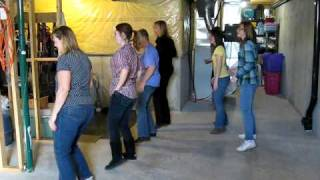 Alan Jackson Good Time- Line Dance
