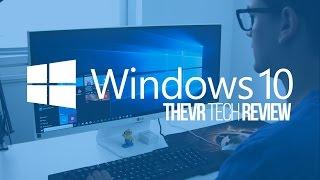 Végre egy IGAZI frissítés | Windows 10 bemutató