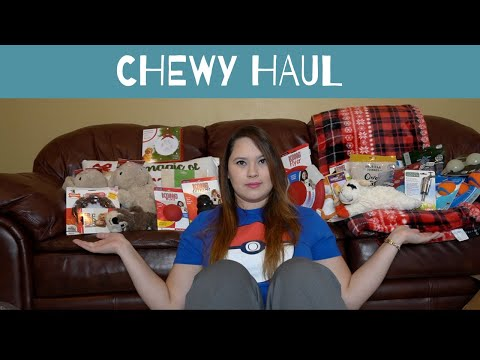 chewy-black-friday/christmas-present-haul