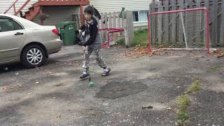 2nd hockey video