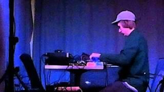 Olli Aarni live at Tender Wreckage X, 17.4.2014 (Helsinki)