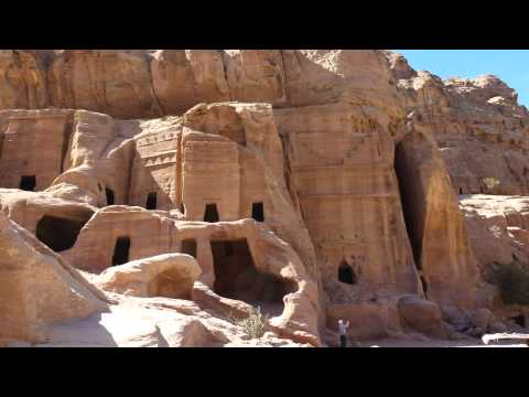 Jordan  Petra Wadi Rum Ajaba My Travels Neil Walker