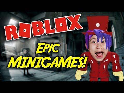 ROBLOX ADVENTURES: MORE EPIC MINIGAMES!!!