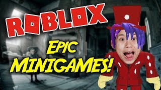 ROBLOX ADVENTURES: MORE EPIC MINIGAMES!!!