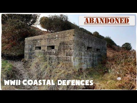 Exploring WW2 Coastal Defences At Corton & Gunton, Lowestoft Suffolk.