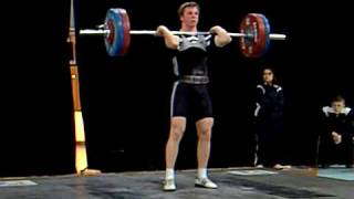 Stephan Benza - Clean & Jerk 120Kg