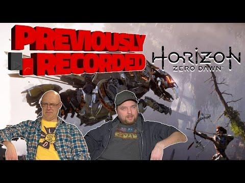 Previously Recorded - Horizon Zero Dawn