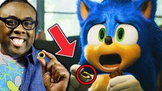 SONIC The Hedgehog Movie Trailer 2 Breakdown & Easter Eggs | Black Nerd