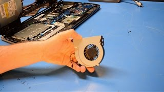 HP Envy Laptop - System Fan (90b) Error Repair