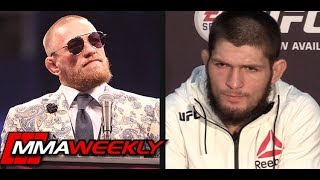 Khabib Nurmagomedov to Conor McGregor: Inside or Outside the Cage