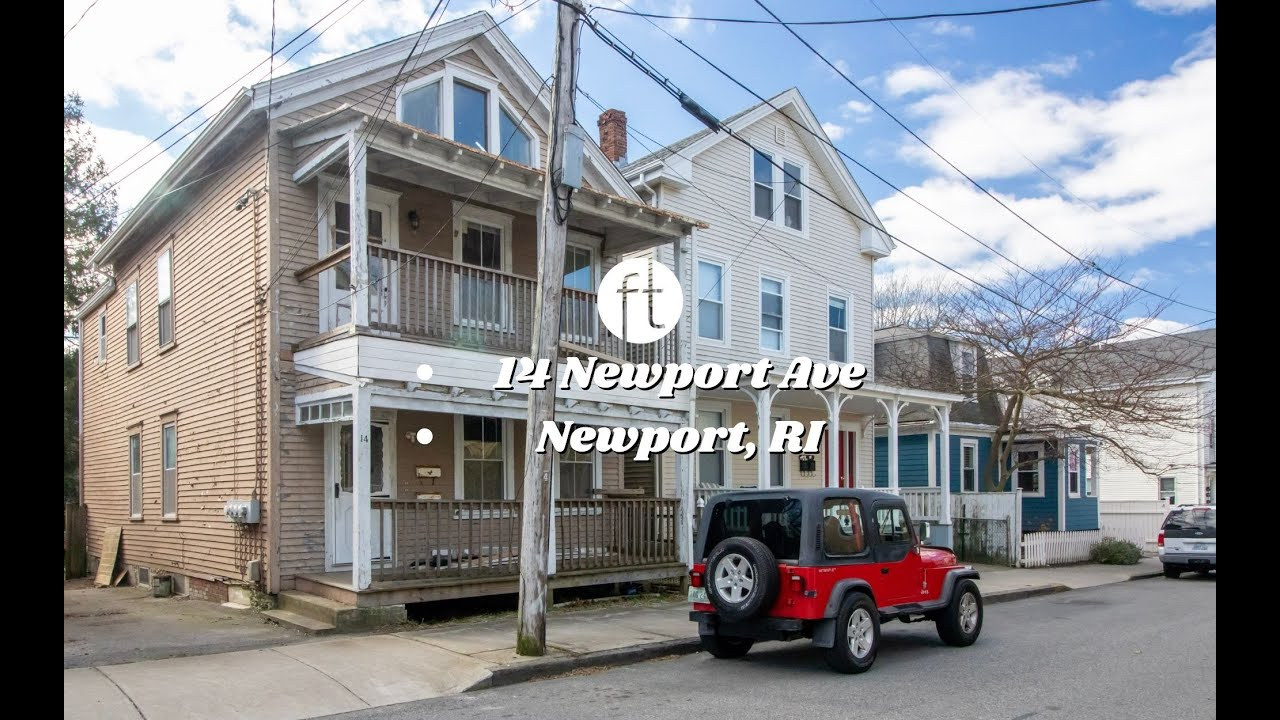 SOLD: Tour of 14 Newport Ave, Newport, RI