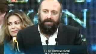 3. Antalya Tv Ödülleri Muhteşem Yüzy...