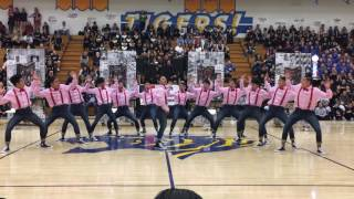 2017 CADTD State Champs - 1st Place West Covina All Male Hip Hop