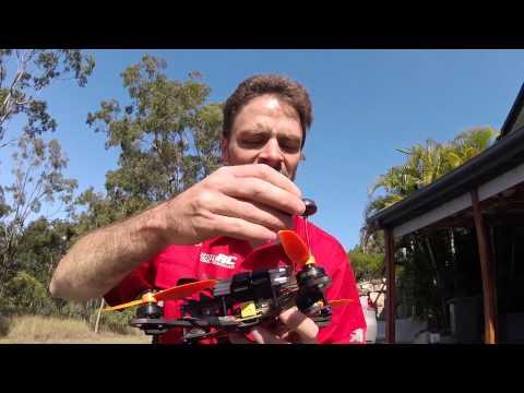 Drone Nationals Racing Setup Rundown
