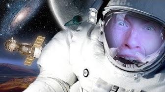 Avaruudessa kuolleet ihmiset?