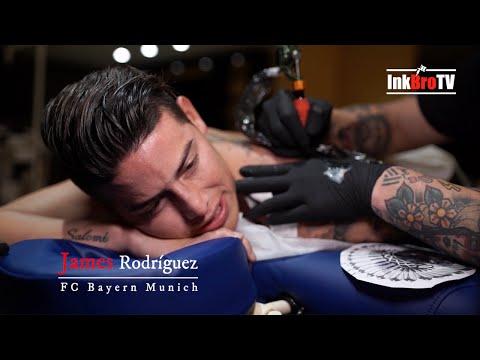 INKBROTV - Entrevista a James Rodríguez   #inkaddicted #inkbrotv