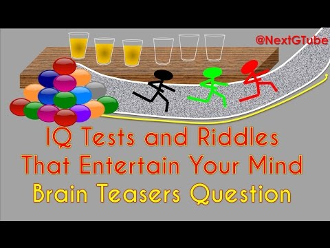 IQ Tests and Riddles That Entertain Your Mind Brain Teasers Questions