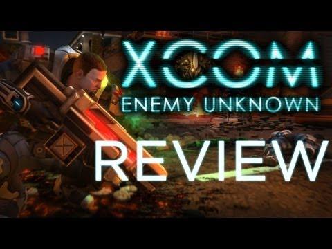XCOM Enemy Unknown REVIEW!