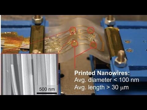 ZnO Nanowires Based Flexible UV Photodetectors for Wearable Dosimetry - IEEE Sensors 2017
