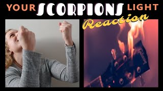 REBsessions Reaction! - Your Light, Scorpions
