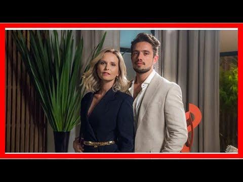 aef07e5b320c2 Nas próximas cenas de  O Outro Lado do Paraíso , Renato (Rafael Cardoso)  encontra Fabiana (Fernanda
