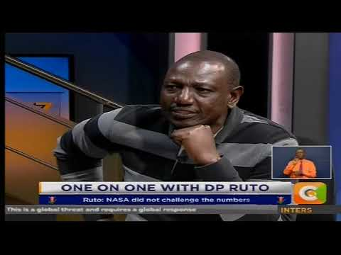 Game Plan 2017 : One on One with Deputy President William Ruto [ Part 2]
