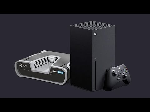 Xbox Series X выходит в НОЯБРЕ ! Playstation 5 намного мощнее Xbox Series X ?