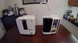 SD501 vs K8 Comparison - Kangen Water Ionizer FAQs