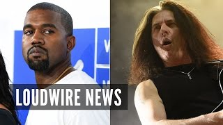 Video Kanye West Gets Blasted by Metal Legend for Wearing Band T-Shirt download MP3, 3GP, MP4, WEBM, AVI, FLV Agustus 2018
