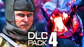IW ZOMBIES DLC 4: NIKOLAI VOICE ACTOR & EXTINCTION CHARACTER RETURNING! NEW MAP CLUES!