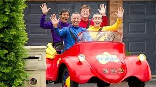 Wiggles Big Red Car Ride Video - Fantastic!!
