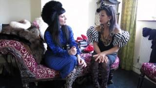 Mei Hui Liu interview Princess Julia