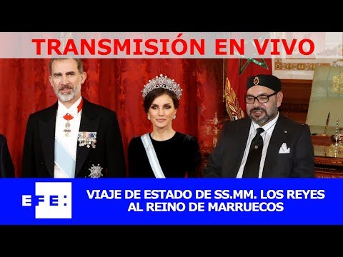 Visita de Estado de los reyes de España al reino de Marruecos